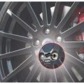 BULLONI ANTIFURTO - BLACK TOP UNIVERSALI 21mm