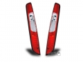 FARI POSTERIORI A LED ROSSI FORD FOCUS (C307 FL) 3/5p  2008>2010