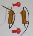 RESISTENZE 50W 6 OHM P21 P21/5W T20 LAMPADE LED STOP FRECCE
