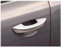 4 MANIGLIE PORTIERE CROMATE VW SCIROCCO dal 2008>