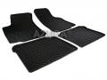 4 TAPPETI GOMMA NERI SEAT TOLEDO (1M) dal 1999>2004
