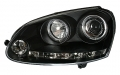 ANGEL EYES VOLKSWAGEN GOLF 5 NERI dal 2003>2008