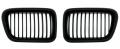 """CALANDRA NERA """"STILE M3"""" PER BMW E36 SERIE 3 DAL 1996 AL 1998"""