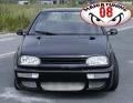 CALANDRA PER VOLKSWAGEN VW GOLF 3 III DAL 1991 A 1997