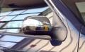 CALOTTE COPRI SPECCHI CROMATE VW GOLF 4 IV dal 1998 al 2003