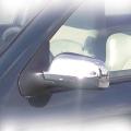 CALOTTE COPRI SPECCHI CROMATE VW POLO dal 2001>2009