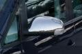 CALOTTE COPRI SPECCHI CROMATE VW TOURAN dal 2003>2009