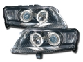 ANGEL EYES AUDI A6 (4F) CROMATI dal 2004>2011