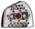 FARI POSTERIORI A LED CROMATI AUDI A3 (8L) dal 1996>2003