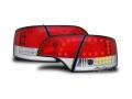 FARI POSTERIORI A LED ROSSI AUDI A4 (B7) AVANT 2004>2008