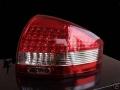 FARI POSTERIORI A LED ROSSI AUDI A6 (C5) BERLINA 1997>2004