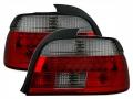 FARI POSTERIORI A LED FUME' BMW SERIE 5 E39 1995>2000