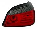 FARI POSTERIORI A LED SMOKE BMW SERIE 5 (E60) 5p 2003>2007