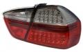 FARI POSTERIORI A LED FUME' BMW SERIE 3 (E90) dal 2005>2008