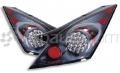 FARI POSTERIORI A LED NERI NISSAN 350Z (Z33) 2003>2006