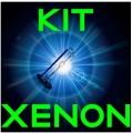 KIT XENON XENO HID POTENZIATO H7 6000K 35 Watt AUTO