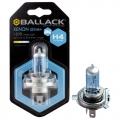 LAMPADINA EFFETTO XENON H4 +50% XENON DRIVE+ BALLACK