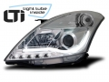 LIGHT TUBE SUZUKI SWIFT CROMATI DAL 2010>
