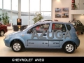 MODANATURE LATERALI CHEVROLET AVEO 3/5p dal 2008>2011