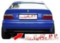 SOTTO PARAURTI POSTERIORE BMW E36 SERIE 3 1990-1998