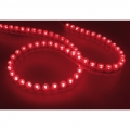STRISCIA NEON FLESSIBILE ROSSO 240CM CON 240 LED