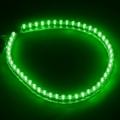 STRISCIA NEON FLESSIBILE VERDE 48CM CON 48 LED