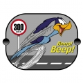 TENDINA PARASOLE LATERALE ROAD RUNNER BEEP-BEEP 35x45cm