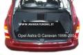 VASCA PORTABAGAGLI OPEL ASTRA G SW 1998>2004