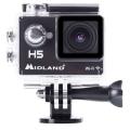 "VIDEOCAMERA ""MIDLAND H5"" FULL HD + FOTOCAMERA 12MP"
